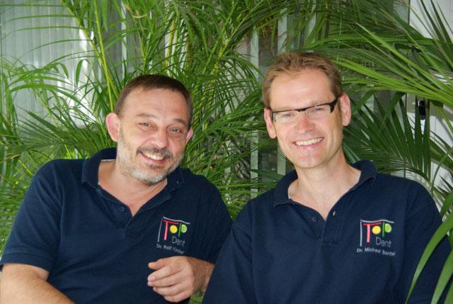 Dr. Michael Bantel & Dr. Peter Kindler